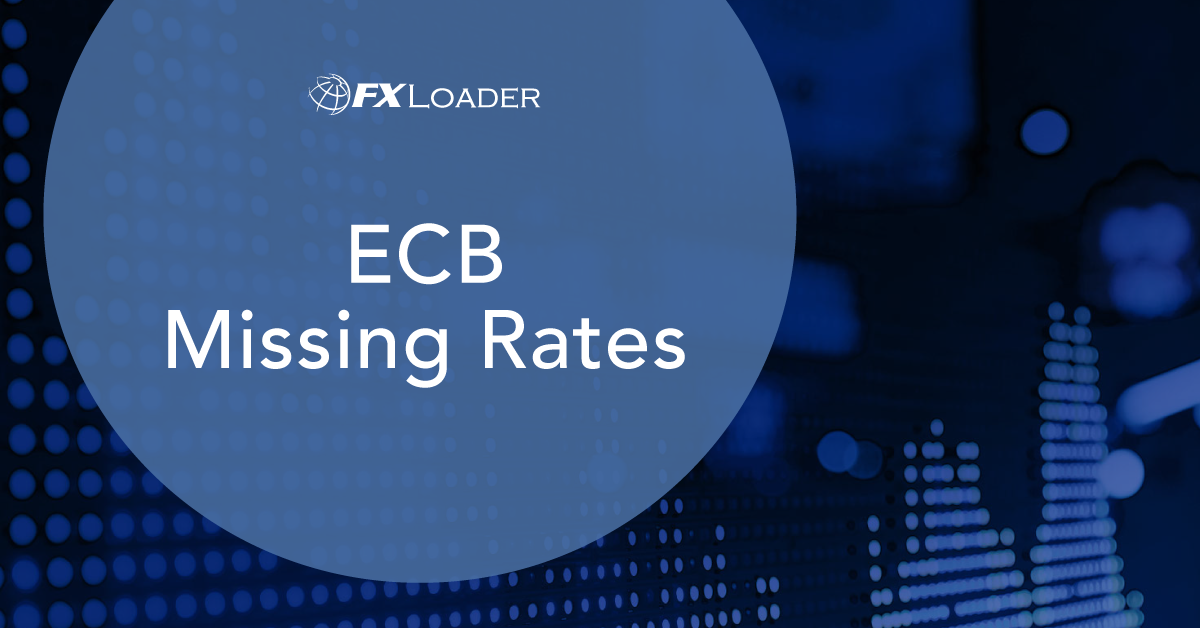 ECB Missing Rates Header